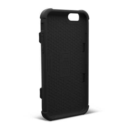 UAG Trooper iPhone 6S / 6 Protective Wallet Case - Black