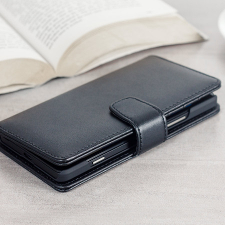 you use your olixar genuine leather microsoft lumia 950 wallet case black are