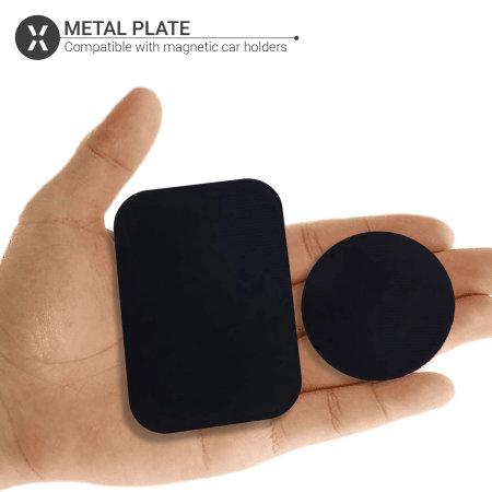 Ersatz - Magnetplatten für magnetische Kfz Halterungen