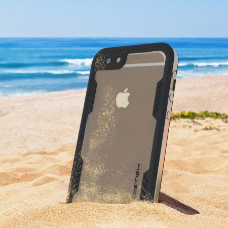Ghostek Atomic 2.0 iPhone 6S Plus / 6 Plus Vattentätt skal - Guld