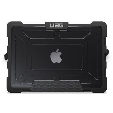 UAG MacBook 12 Inch Tough Protective Case - Ash/Black