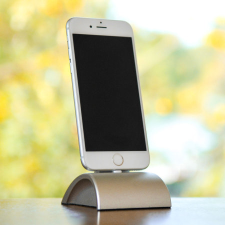 Wiplabs iDockAll iPhone & iPad Dock - Silver
