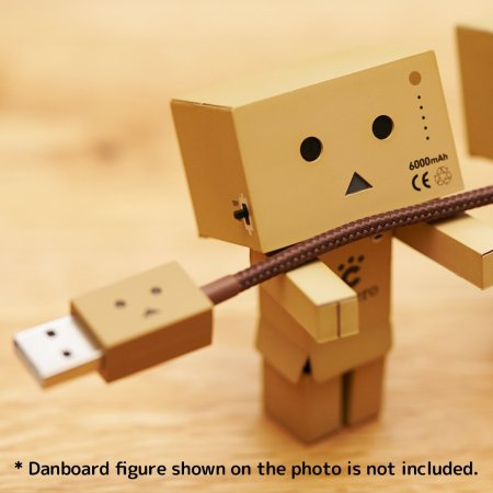 Danbo Light Up Lightning Amp Micro Usb 50cm Charge And Sync