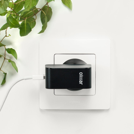 Olixar High Power 2.4A USB EU Wall Charger
