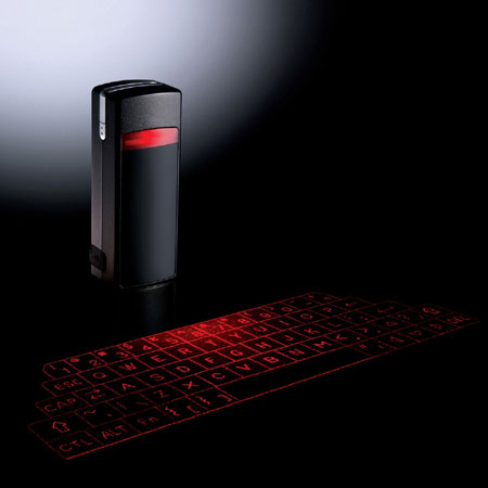 i-Tech Bluetooth Virtual Keyboard (BTVKB)