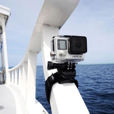 SP Gadgets GoPro Velcro Strap Mount