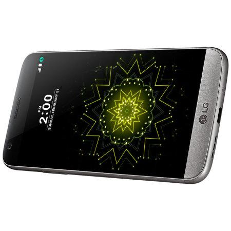 LG G5 SIM Free - Unlocked - 32GB - Titan Grey