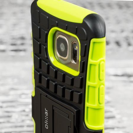 cheap for discount ad20c e4eac ArmourDillo Samsung Galaxy S7 Protective Case - Green