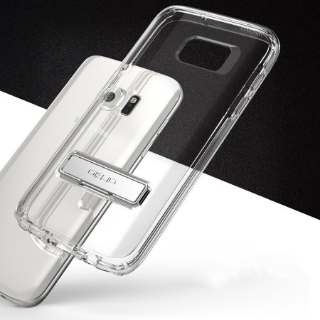 Obliq Naked Shield Series Samsung Galaxy S7 Case - Clear