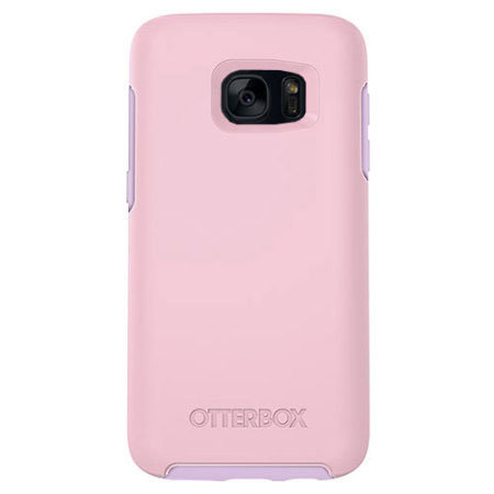 OtterBox Symmetry Samsung Galaxy S7 Case - Pink