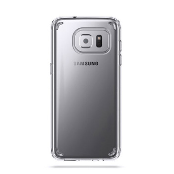 Griffin Reveal Samsung Galaxy S7 Bumper Case - Clear