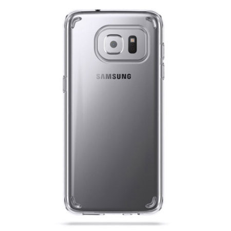 Griffin Reveal Samsung Galaxy S7 Edge Bumper Case - Clear
