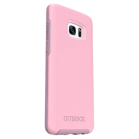 brand new 9fe43 9ab0b OtterBox Symmetry Samsung Galaxy S7 Edge Case - Pink