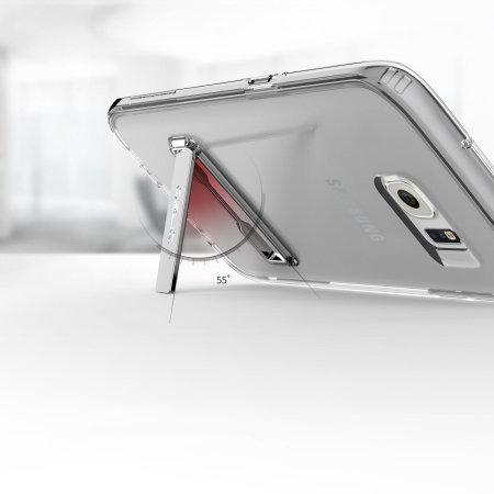 Obliq Naked Shield Series Samsung Galaxy S7 Edge Case - Clear
