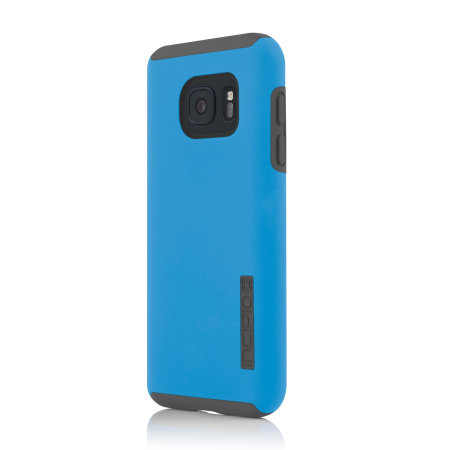 the incipio dualpro samsung s7 case blue grey from thees