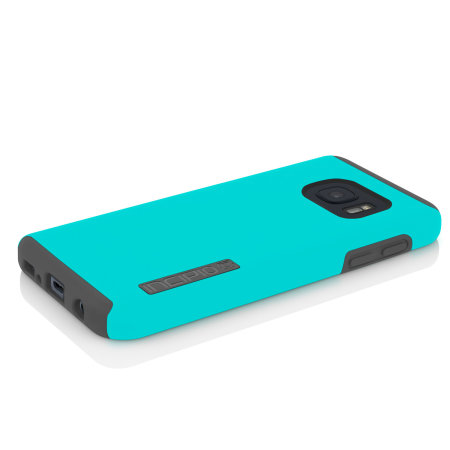 Apple earbuds case cover - teal apple earbuds