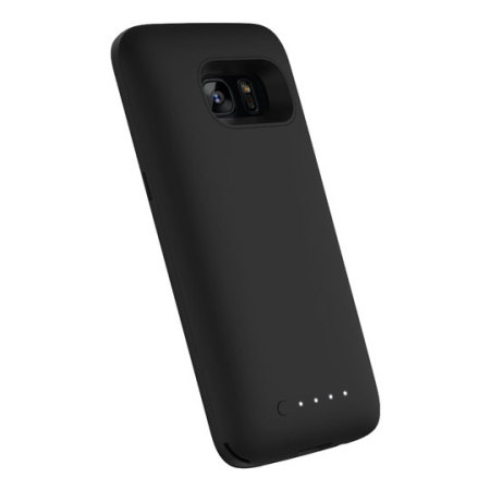 size 40 c3234 3e727 Mophie Juice Pack Samsung Galaxy S7 Wireless Battery Case - Black