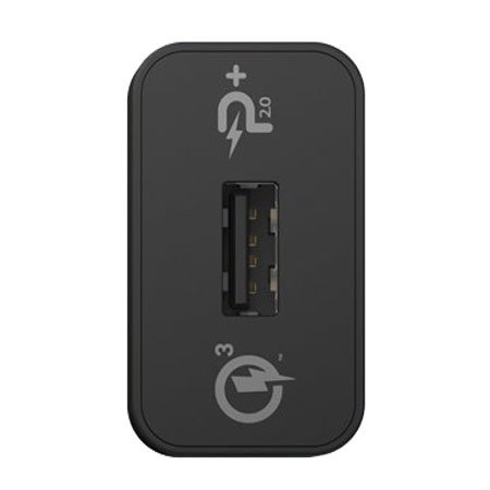 Official Sony Qualcomm 3.0 Quick EU Wall Charger & Cable UCH12 - Black