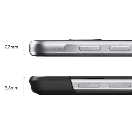 Matchnine Match1 Samsung Galaxy A7 2016 Case - Black