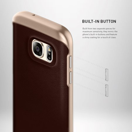 which one caseology galaxy s7 envoy series leather brown still the market