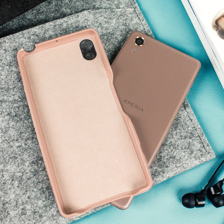 finest selection d498a e259d Official Sony Xperia X Protective Style Cover Case - Rose Gold