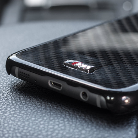 Bmw M Sport Real Carbon Fibre Samsung Galaxy S7 Edge Case