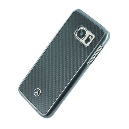 Mercedes-Benz Samsung Galaxy S7 Real Carbon Fibre Case