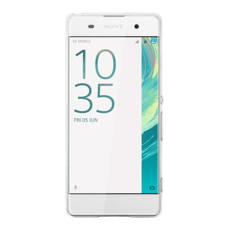 Official Sony Xperia XA Style Cover Case - 100% Clear