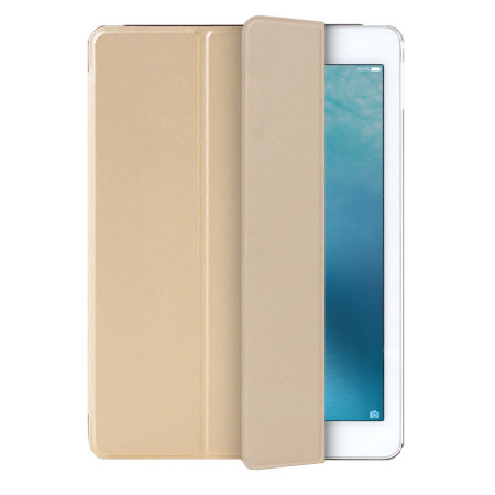 Patchworks PureCover iPad Pro 9.7 Case - Champagne Gold