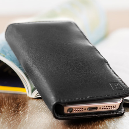 most olixar genuine leather iphone se wallet case black need