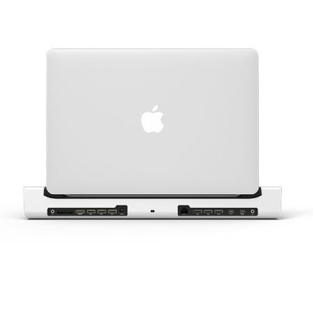 "Henge Docks 13"" MacBook Pro Retina Horizontal Metal Docking Station"