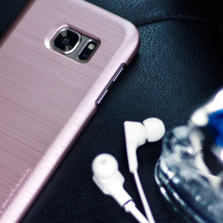 our motomo ino slim line galaxy s7 edge case rose gold enables you