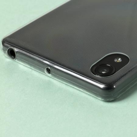Olixar Ultra-Thin Sony Xperia X Gel Case - 100% Clear