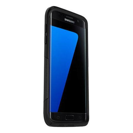 OtterBox Commuter Series Samsung Galaxy S7 Edge Case - Black