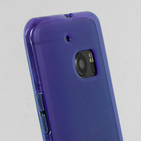 Olixar FlexiShield HTC 10 Gel Case - Purple