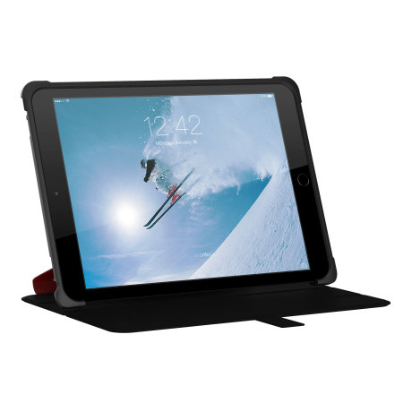 zte uag magma ipad pro 9 7 inch rugged folio case red for size