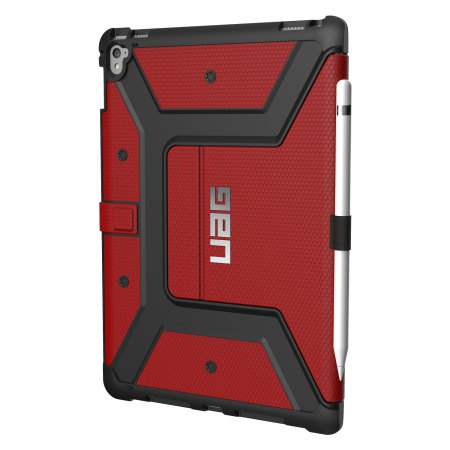 UAG Magma iPad Pro 9.7 inch Rugged Folio Case - Red