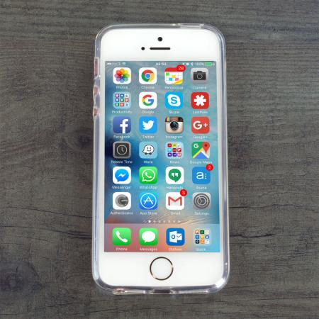 Olixar Gel Case Iphone