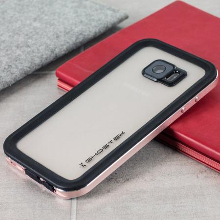 reputable site 9faf2 c5367 Ghostek Atomic 2.0 Samsung Galaxy S7 Edge Waterproof Case - Pink