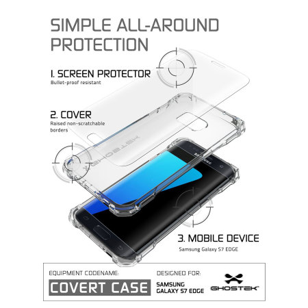 sorry, ghostek covert samsung galaxy s7 edge bumper case clear pink device maker
