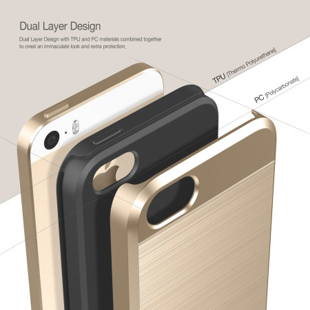 you obliq slim meta iphone se case gold bought directly