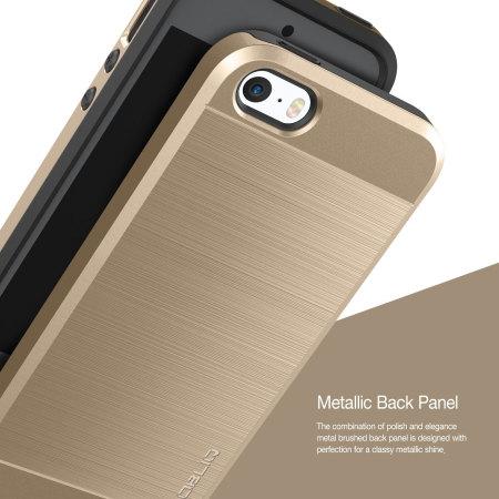 always enjoy obliq slim meta iphone se case gold 1 need offer