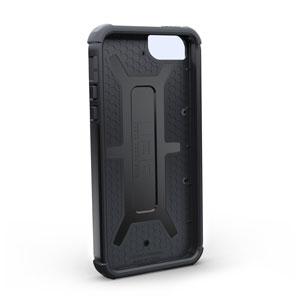 uag iphone se protective case blue