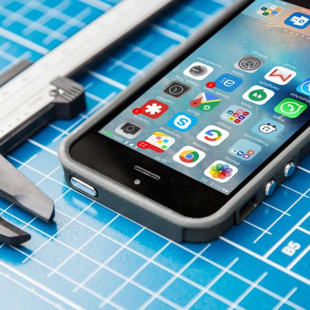 you prefer prodigee bump fit iphone se bumper case grey 2 ist ohne Fehlermeldungen