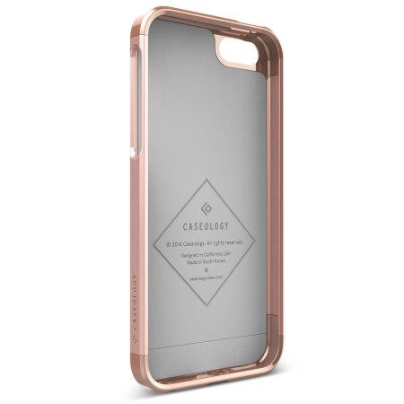 Caseology Savoy Series iPhone SE Slider Case - Rose Gold