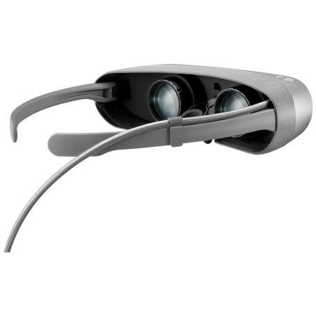 LG 360 VR Portable Headset - Titan Silver