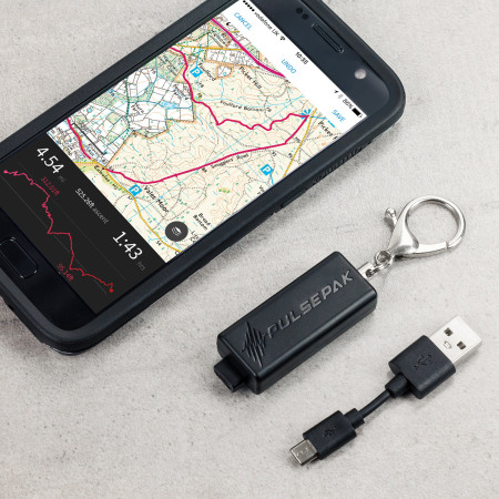 Pulsepak 500mah Power Bank Keychain