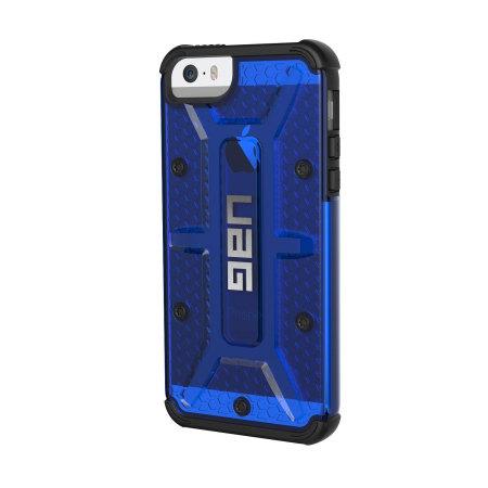 UAG iPhone SE Protective Case - Blue