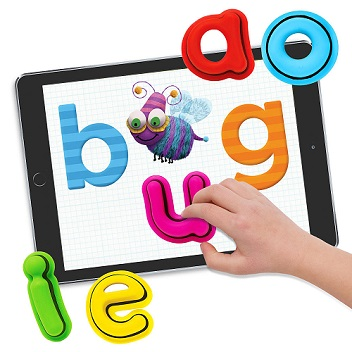 Tiggly Words - Learning System for Tablets