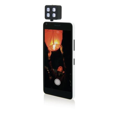 say loooqs universal smartphone led flash light 7 ini adalah generasi